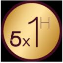 Pack de 5 Massages Thaï (5 x 1 heure)