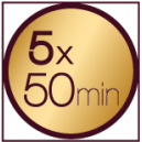 Pack Pilates séniors (Durée : 5 fois 50 minutes)